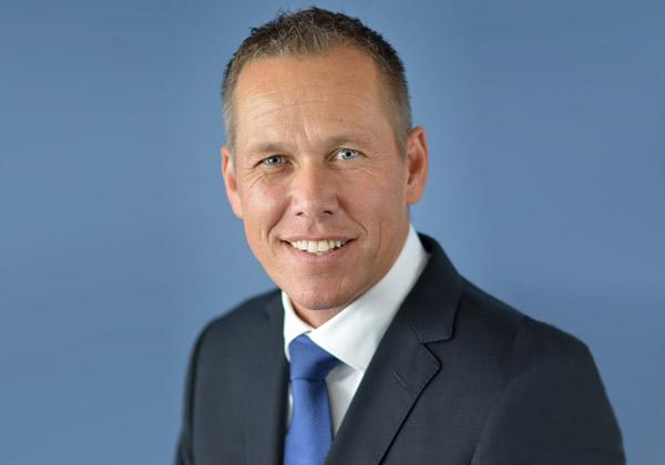 """כריסטיאן לאנג, סגן נשיא למכירות לאזור EMEA, קומוולט. צילום: יח""""צ"""
