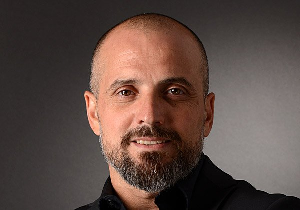 """שי גוטמן, סמנכ""""ל מערכות המידע והדיגיטל של UPS בישראל ומנהל מרכז החדשנות שלה בארץ. צילום: מולי נעים"""