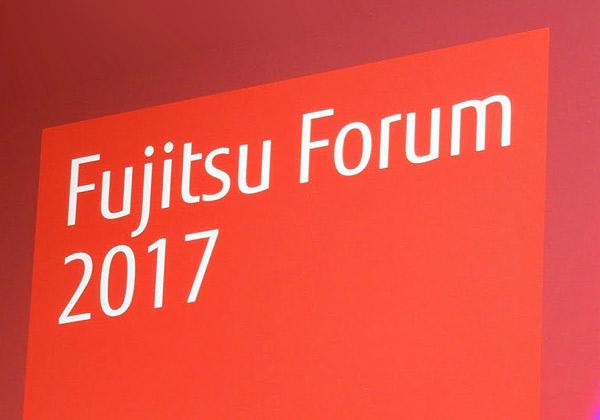 Fujitsu Forum 2017. הפורום השנתי של החברה. צילום: פלי הנמר