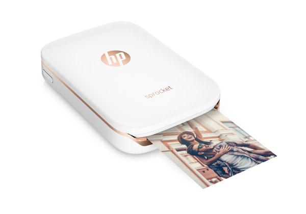"""חוויית צילום חדשה. HP Sprocket Photo Printer. צילום: יח""""צ"""