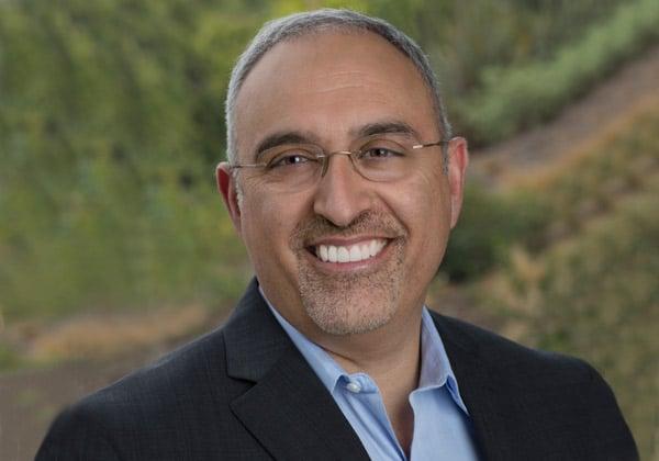 """אנטוניו נרי, נשיא ומנכ''ל HPE. צילום: יח""""צ"""