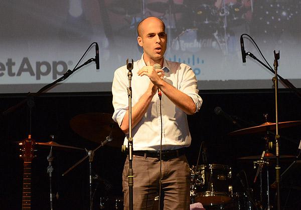 """ארן אראל, סמנכ""""ל מכירות בסיסקו ישראל. צילום: רמי נחום"""