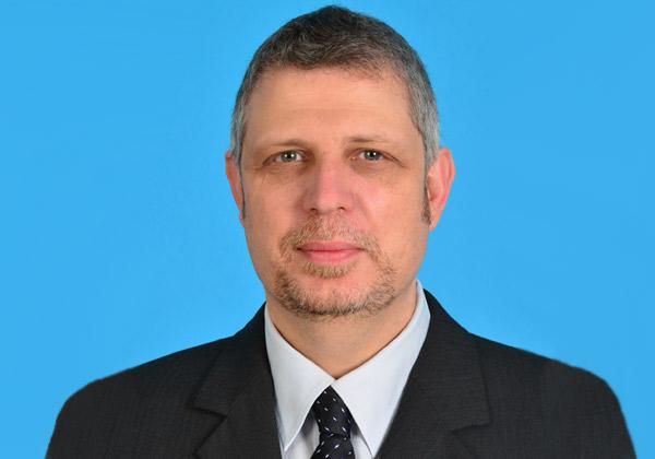 """תא""""ל (מיל') אריאל קארו, ראש מנהלת מודיעין וסייבר ברפאל. צילום: יח""""צ"""