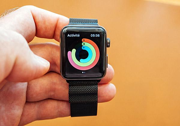 בשביל הבריאות. Apple Watch. צילום: הארדיאן, BigStock