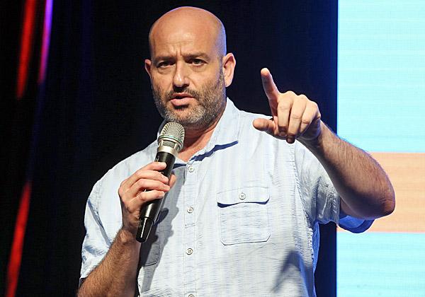 """גיא רחמים, סמנכ""""ל הטכנולוגיות של נט-אפ ישראל. צילום: ניב קנטור"""