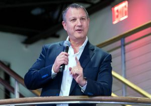 """ח""""כ לשעבר ד""""ר אראל מרגלית, יזם ומייסד קרן JVP. צילום: יח""""צ"""
