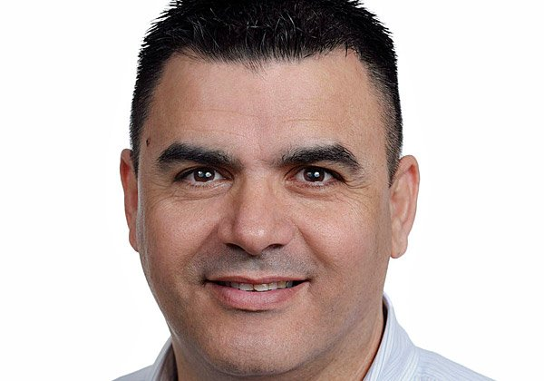 צביקה לוגסי, מנהל חטיבת X-PRO באלעד מערכות. צילום: פלג אלקלעי