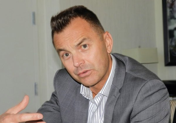 מארק נאט, סגן נשיא בכיר בווריטאס לאזור EMEA. צילום: פלי הנמר