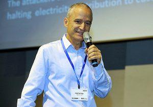 גבריאל מזוז, מנהל אבטחת סייבר בקבוצת האנרגיה של חברת החשמל. צילום: ניב קנטור