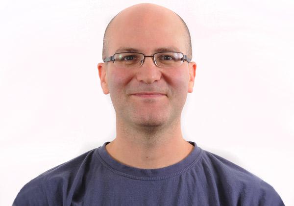 """מוטי קרמונה, סמנכ""""ל בכיר של מוצר וטכנולוגיה ב-Natural Intelligence. צילום: יח""""צ"""