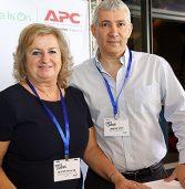 באו לבקר במאורת הנמר: מריה דה לורדס-קרוואלהו ודורון קרופמן, APC-שניידר אלקטריק