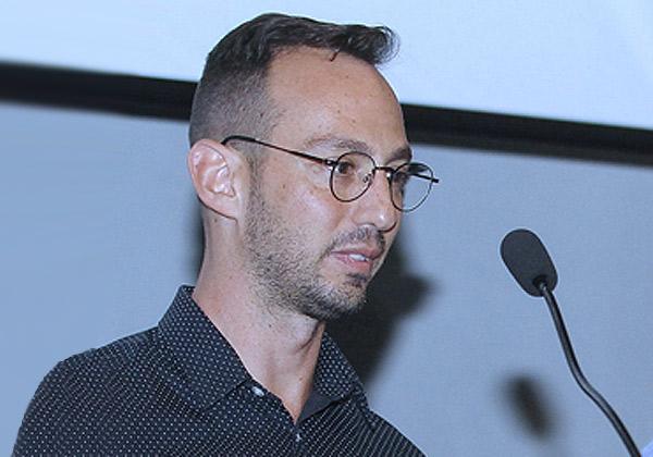 עומר גרסון, מנהל מערכות BI ו-Planning בנטפים. צילום: ניב קנטור