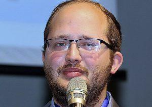 ישי שפרן, מנהל תחום אבטחת מידע ב-SCADA בינאי. צילום: ניב קנטור