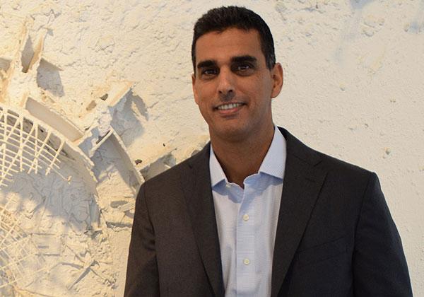 """שי נוני, מנכ""""ל קומוולט ישראל. צילום: רן מירון"""
