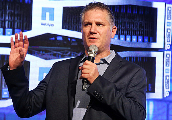שלומי פרייס, מנכ''ל נט-אפ ישראל. צילום: ניב קנטור