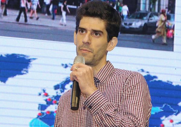 אורי טרוינה, סגן נשיא ומוביל תחום אבטחת אפליקציות, מעבדת החדשנות של Citi בישראל. צילום: ניב קנטור