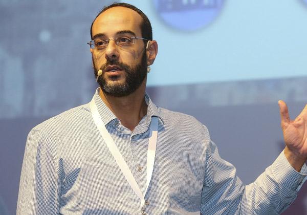 יובל סיאני, מנהל מרכז ניהול מונים ארצי, חברת החשמל. צילום: ניב קנטור