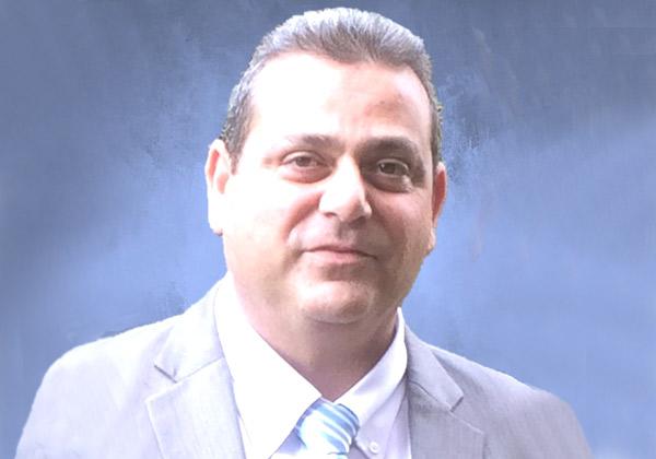 """תמיר שטיינברג, מנהל צוות ההנדסה בפורטינט ישראל. צילום: יח""""צ"""