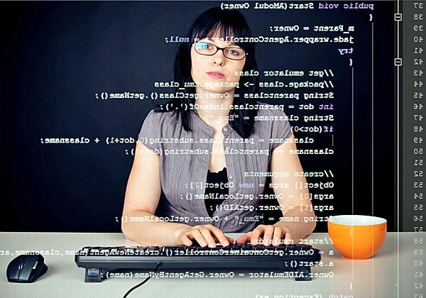 האם התכנית תעזור לצמצום תת-הייצוג של נשים בהיי-טק? צילום אילוסטרציה: Nullplus, BigStock