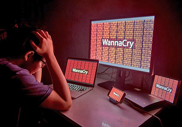 שלא נדע. WannaCry. אילוסטרציה: פאנג רום, BigStock