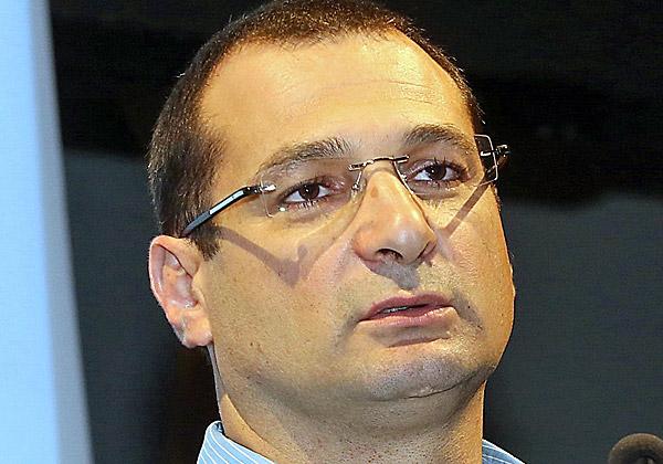 שי כהן, מנהל חטיבת ה-IT של משרד המשפטים. צילום: ניב קנטור