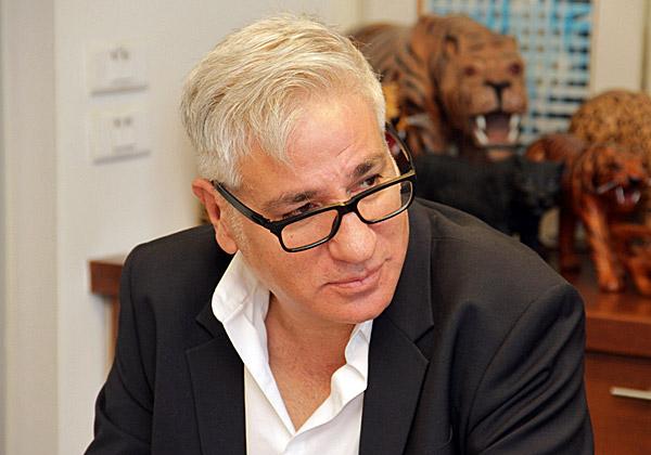 אמיר חייק, נשיא התאחדות בתי המלון. צילום: יניב פאר
