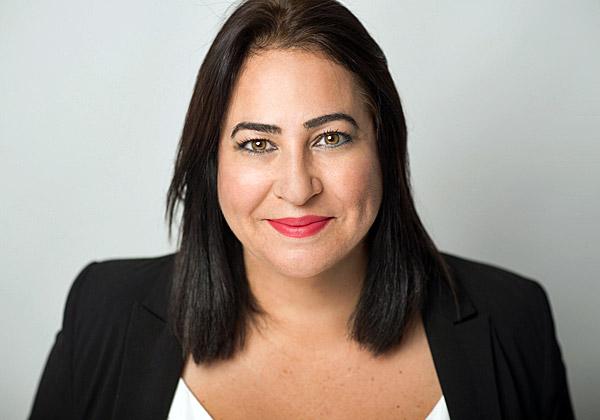 """הילה כהן, מנהלת מחלקת Netsuite ב-AllCloud. צילום: יח""""צ"""