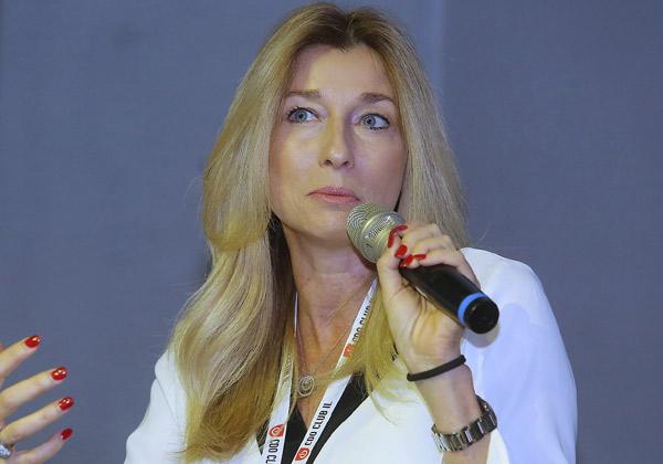 אוסנת גולן, סגנית נשיא לתקשורת ודיגיטל בקבוצת שטראוס. צילום: ניב קנטור