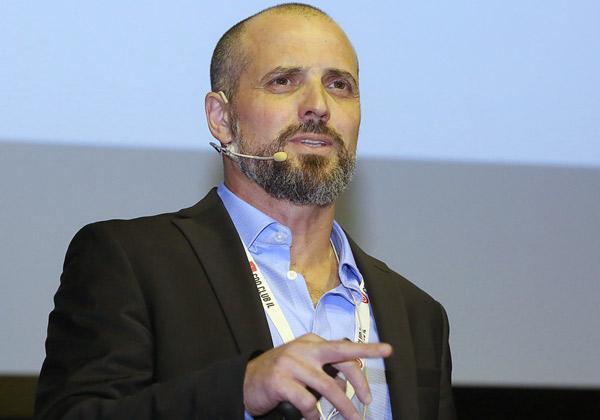 """שי גוטמן, סמנכ""""ל טכנולוגיות וחדשנות ב-UPS ישראל. צילום: ניב קנטור"""