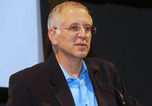 יאיר פראנק, הראש הפורש של רשות התקשוב הממשלתי. צילום: ניב קנטור