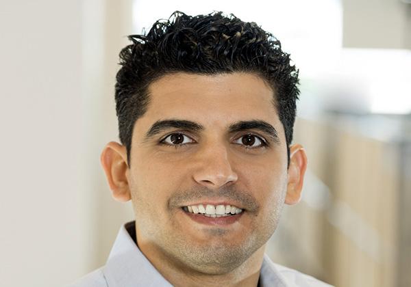 """שגיא בן משה, מנהל קבוצת RealSense באינטל. צילום: יח""""צ"""