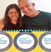 Ajimeh תוביל את קהילת ה-Scrum בישראל, רומניה וקפריסין