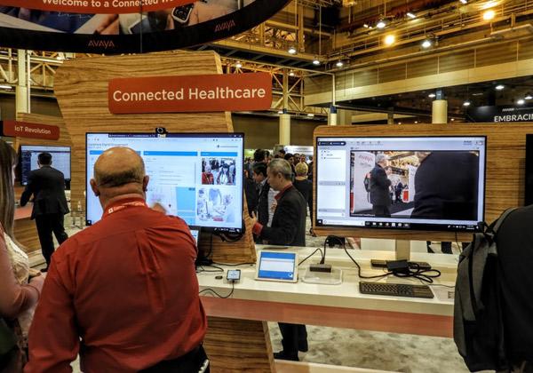 תקשורת אחודה חשובה ביותר, למשל במערכות בריאות - להביא כל מידע מכל מקור לכל מכשיר של הצוות הרפואי. צילום: פלי הנמר