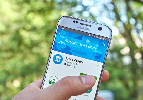 פגיעה בפרטיות או שעשוע נחמד? Google Arts & Culture App. צילום אילוסטרציה: דניזן, BigStock