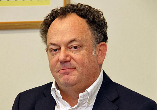 """עו""""ד גיל ברנדס, שותף וראש מחלקת היי-טק במשרד עורכי הדין נשיץ-ברנדס-אמיר. צילום: יניב פאר"""