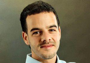 """תומר כהן, ארכיטקט ענן באמרסט. צילום: יח""""צ"""