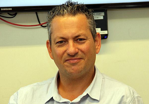 """חיים גירון, מנכ""""ל משותף ומייסד Infinity Labs. צילום: יניב פאר"""