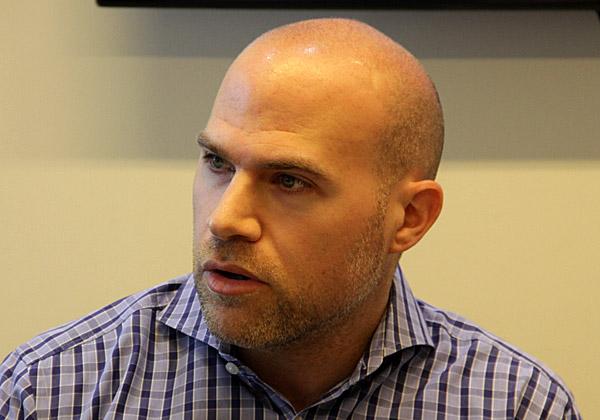 עמית הראל, ראש ה-ITT בפירמת הייעוץ וראיית החשבון דלויט. צילום: יניב פאר