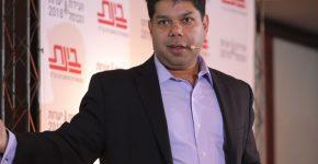 קאוסטאב דאס, סגן נשיא לניהול מוצרים, סיסקו העולמית. צילום: יש אווירה