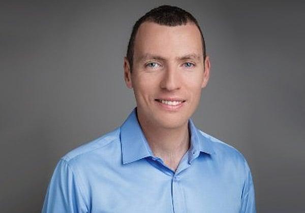 """ג'ייקוב ברוידו, סמנכ""""ל מוצרים ב-Infinidat. צילום: יח""""צ"""