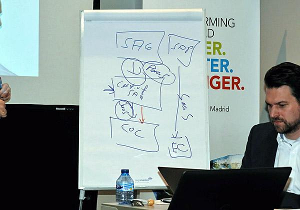 Software AG מציעה ללקוחותיה גם PaaS וגם SaaS, כשמתחרותיה - רק SaaS. צילום: פלי הנמר