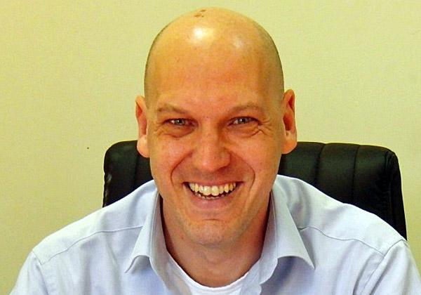 """יוסי מרגלית, סמנכ""""ל הטכנולוגיות של נתיבי איילון. צילום: יח""""צ"""