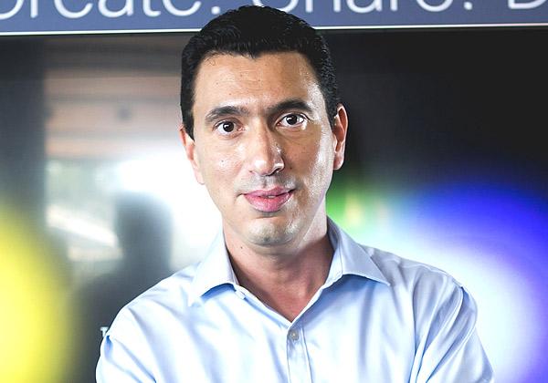 """רומן קלנדריוב, מנהל ההנדסה של סיסקו ישראל. צילום: יח""""צ"""