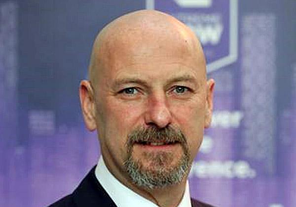 מארק סלייטר, מנהל טכנולוגי בכיר באקסטרים נטוורקס. צילום: שאולי לנדנר