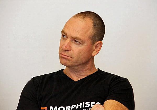 """רונן יהושע, מנכ""""ל מורפיסק. צילום: יניב פאר"""