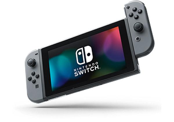 """Switch של נינטנדו. צילום: יח""""צ"""