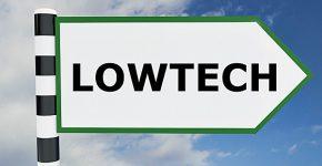 הלואו-טק צריך לשנות כיוון. אילוסטרציה: BitStock