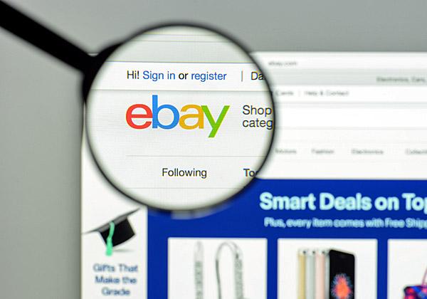 חברה שהתחילה מתחביב. eBay. צילום: קאסימירו, BigStock