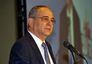 שרגא ברוש, נשיא התאחדות התעשיינים. צילום: ספי שילה