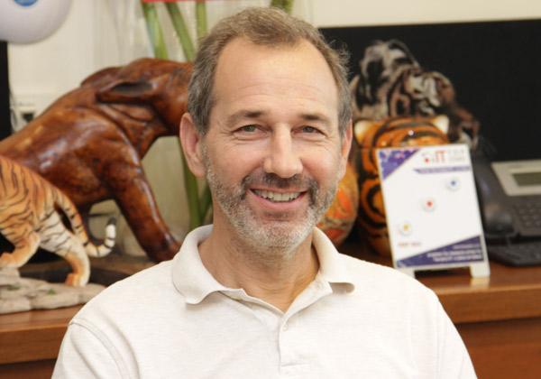 קן שניידר, מנהל קרן ההשקעות של ענקית אבטחת המידע, Symantec Ventures. צילום: יניב פאר